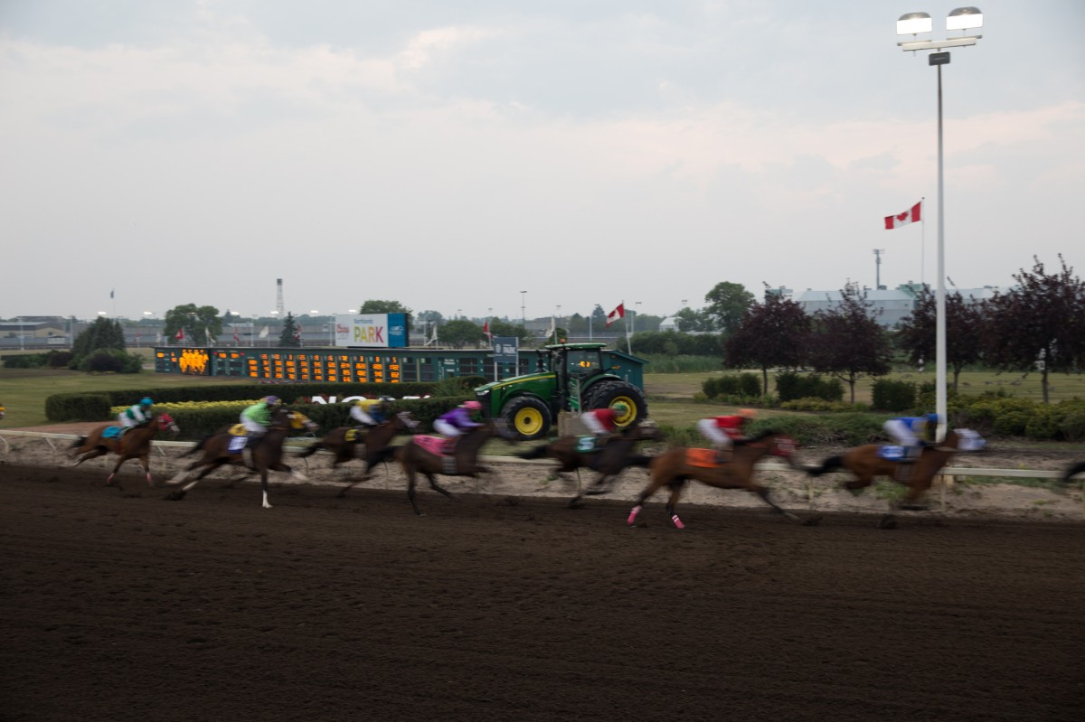 Wrap-Up: July 11, 2015 Northlands Park After Dark