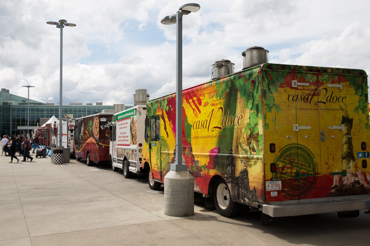 Truck Location Roundup & What the Truck?! Kickoff Event Lineup
