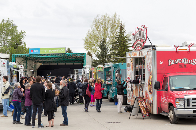 Northlands food truck